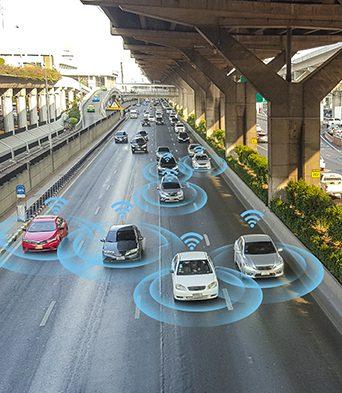 Aprendizaje automático: los carros que se conducen solos