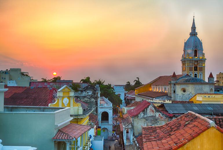 Los mejores lugares para viajar por Colombia en carro